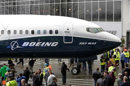В Евросоюзе временно запретили полеты Boeing 737 MAX