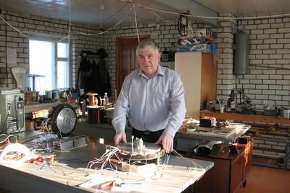 Изобретатель «квантового двигателя» Владимир Леонов