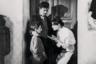 Никто из зрителей не может сказать, кого играет указанный во многих фильмах Данелии актер по фамилии Хобуа. История этого загадочного персонажа началась в одной из тбилисских гостиниц, где соавторы фильма «Не горюй!» Данелия и Габриадзе познакомились со строителем по имени Рене. Чтобы узнать мнение простого зрителя, было решено устроить читку сценария, а в качестве эксперта пригласить того самого Рене Хобуа. Плохо понимающему по-русски работяге пришлось несколько часов сидеть и слушать варианты развития сюжета. На вопрос, какой из сценариев понравился больше, недолго думая тот радостно заявил: «Оба!» В качестве награды за потраченное время было решено включить фамилию строителя в титры. И это стало традицией— фамилия несуществующего актера упоминается и в последующих лентах Данелии.