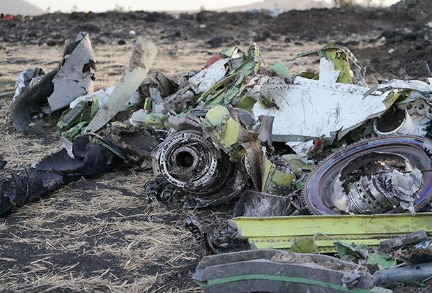 Катастрофа рейса Ethiopian Airlines ET302
