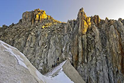 Российский турист разбился в альпийском ущелье