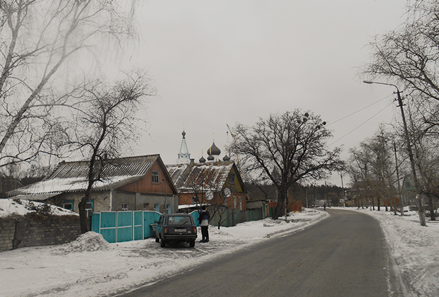 Святогорск