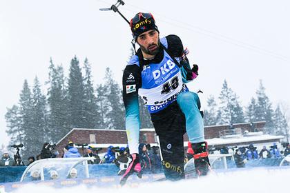 Мартен Фуркад Фото: Александр Вильф / РИА Новости