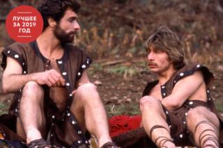 Джордж Пейн (слева) и Скорпио (справа)