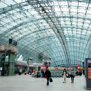 Международный аэропорт Франкфурт