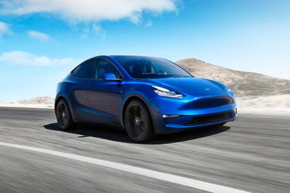 Tesla презентовала электрический кроссовер Model Y