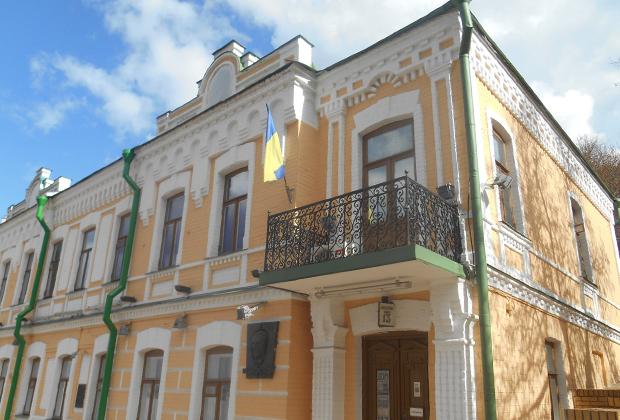 Дом-музей Михаила Булгакова в Киеве