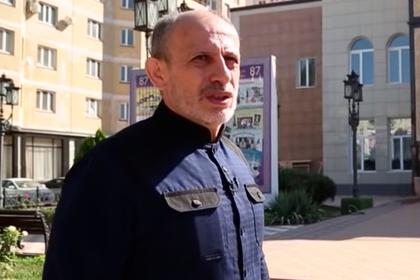Магомед Ханбиев