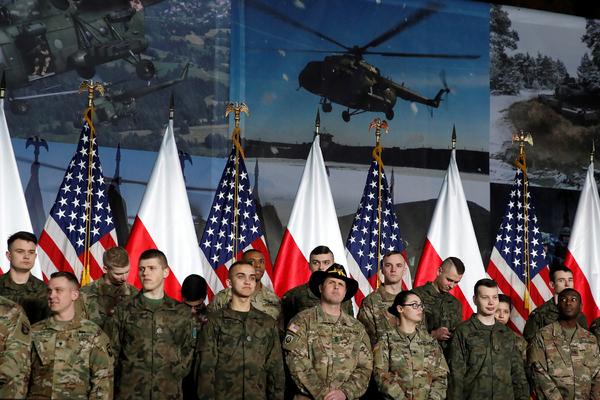 США отказали Польше в военном усилении