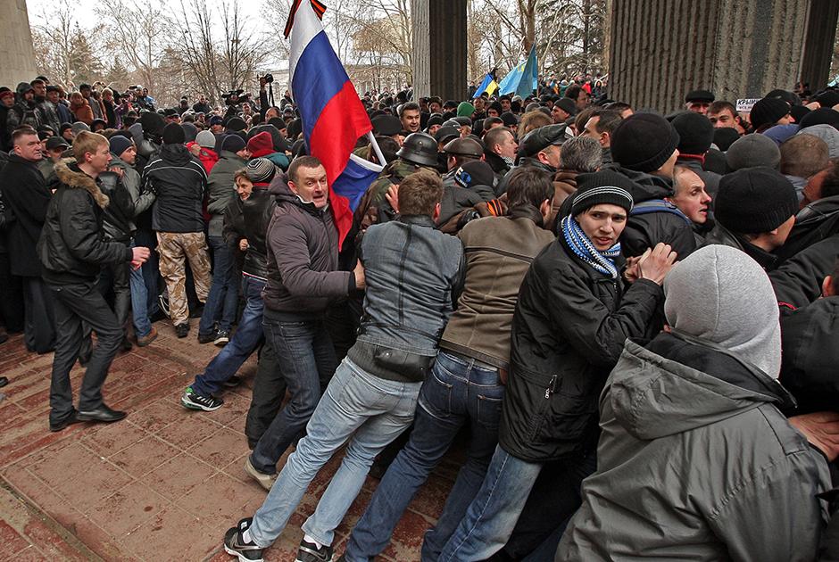 Крым в России 5 лет, как это было и что изменилось, свежие новости на сегодня 23 марта