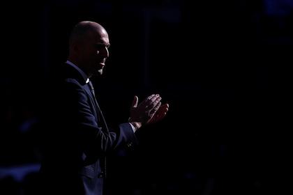 «Реал» одержал первую победу после возвращения Зидана