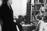 Одним из самых неожиданных и парадоксальных фильмов Хуциева стало «Послесловие» — камерная, разворачивающаяся в стенах одной квартиры история затянувшейся на несколько дней встречи тестя и зятя (в отсутствие дочки первого и жены второго) визуально и структурно никак не напоминает предыдущие, полные эффектных, полудокументальных уличных сцен картины режиссера. Тем не менее в этой бергмановской по духу психологической драме Хуциев находит способ добавить последнюю — название, конечно же, не случайно — главу в том диалоге военного и послевоенного поколений, который в некотором роде стал фундаментом для всей карьеры постановщика.
