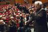 С именем Хуциева связан один из самых больших скандалов в истории современного российского кино — впрочем, конечно же, не по его вине. В 2008-м режиссер, выступавший за очищение индустрии и борьбу с коррупцией в ней, был избран главой Союза кинематографистов — но усилиями вернувшего себе эту должность через суд Никиты Михалкова оказался свергнут, после чего в СК произошел раскол и разделение на две конфликтующих организации.