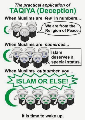 Объяснение мусульманского принципа «такия» (сокрытия своей веры) посетителям The_Donald