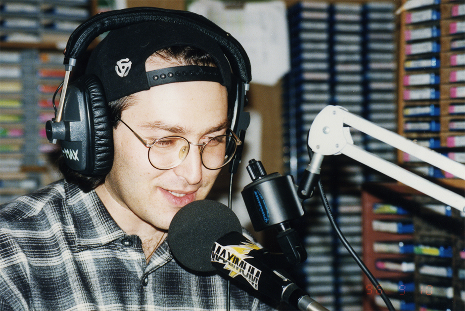 «Мне так это понравилось, что я заодно начал изучать, как все устроено на радиостанции»