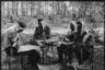 Лето 1941 года. Бобруйск — Рогачев, Белоруссия (точно не установлено).