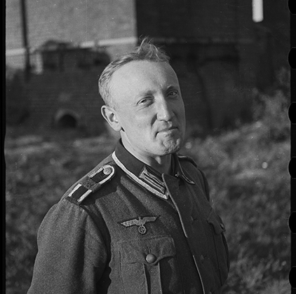 1941 год. Дата и место снимка неизвестны