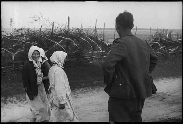 Июль 1941 года. Кричев, Белоруссия — Явкино, Россия (точно не установлено).