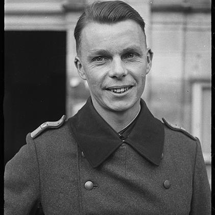 1941 год. Львов, Украина.