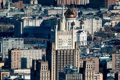 Россия вернула Украине ноту протеста из-за Путина