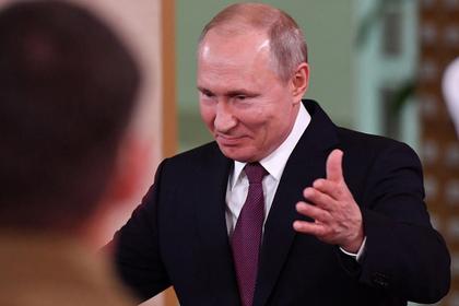 Путин захотел мобилизовать петербургскую молодежь