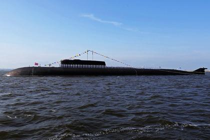 Cубмарина проекта 949А «Антей»