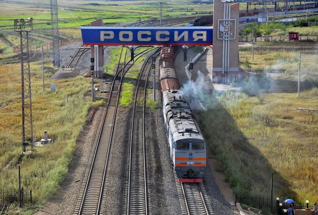На российско-китайской границе у Забайкальска