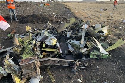 Российские авиакомпании отказались от модели разбившегося в Африке «Боинга»