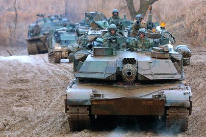 M1 Abrams («Абрамс»)