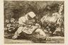 Великий Гойя уже в конце XVIII века обличает нравы, политические и общественные порядки. Героями его реприз были не только обычные граждане, но и представители знати и духовенства.