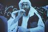 Владислав Мамышев-Монро переодевается в лидера запрещенной в России группировки «Аль-Каида» и поет шлягер «Проводы любви». Исполнение время от времени прерывается реальной хроникой телеканала «Аль-Джазира» — художник обыгрывает обывательские страхи и показывает, как легко масс-медиа конструируют образ врага.
