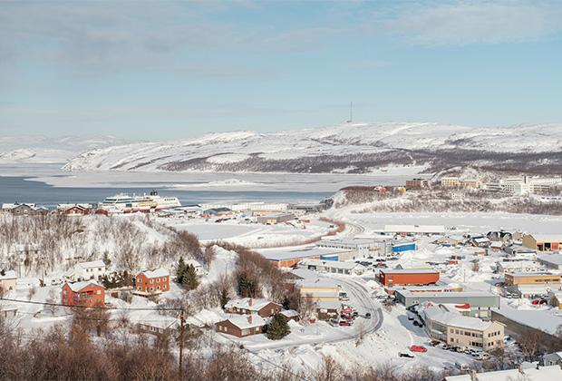 Норвежская деревня. Чисто. Аскетично. Скучно. Холодно