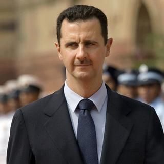 Башар аль-Асад