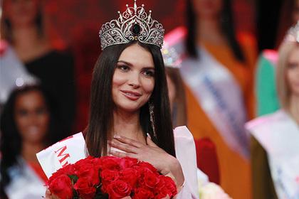 Лишенной титула Мисс Москва пригрозили штрафом вполмиллиона рублей
