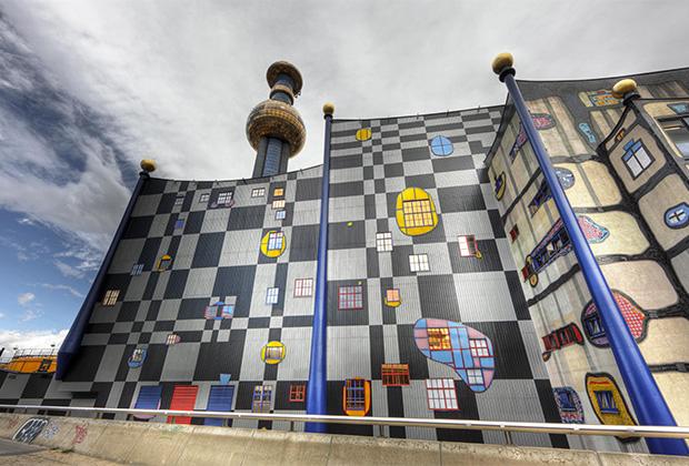 Мусоросжигательный завод в Вене. Фото: Martin Siepmann / Globallookpress.com