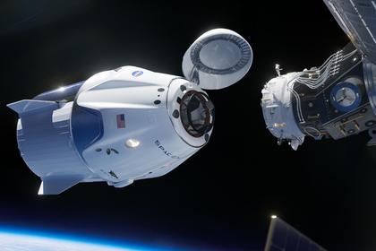 Названа дата полета Crew Dragon састронавтами кМКС