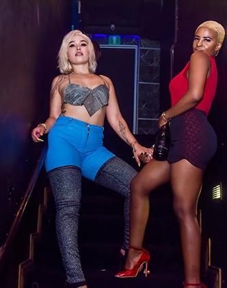 Ночной клуб Booth Night Club в Сэндтоне, Южно-Африканская Республика