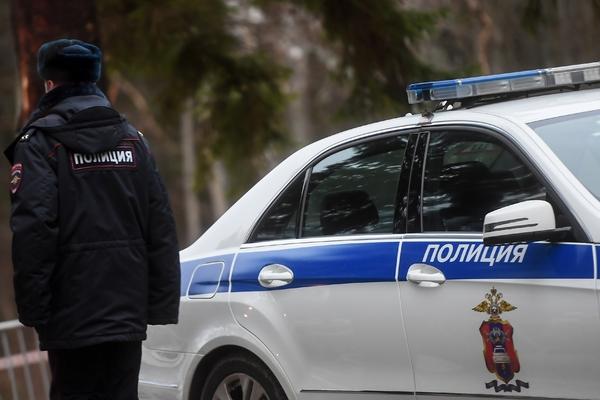 У бизнес-центра в Москве устроили массовую драку со стрельбой
