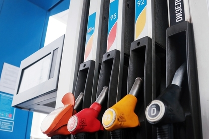 Стало известно о закупке Украиной 130 тысяч тонн российского бензина
