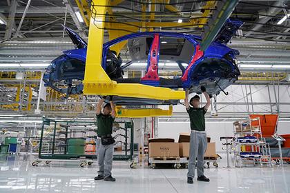 Китайская компания поплатилась за подделку Range Rover