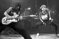 Выступление рок-группы «Алиса»