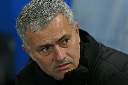 Моуринью отказался считать Зидана настоящим тренером