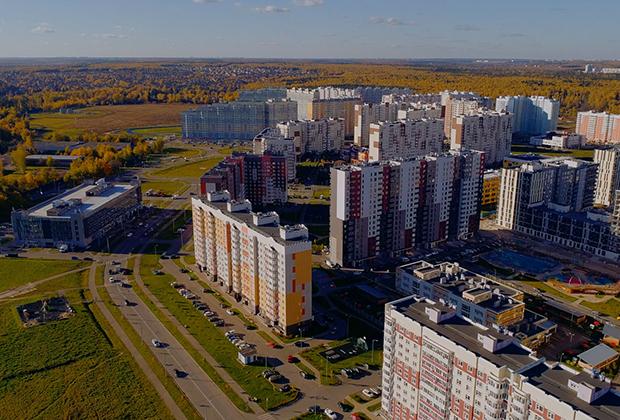 ЖК «Новые Ватутинки» в Новой Москве