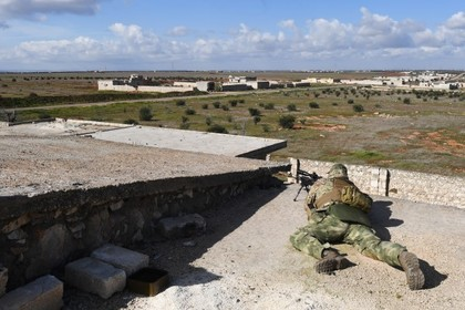 В Сирии погибли российские офицеры