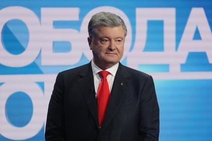 Порошенко отговорил украинцев вставать на колени перед Путиным