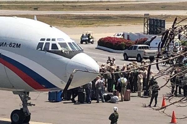 Россию обвинили в бездумной эскалации в Венесуэле