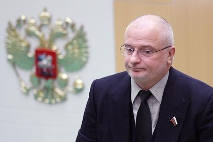 Один из авторов законопроекта об устойчивом интернете сенатор Андрей Клишас