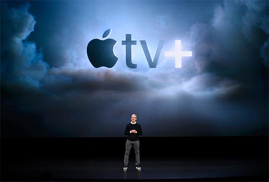 По подписке AppleTV+ будут доступны эксклюзивные шоу