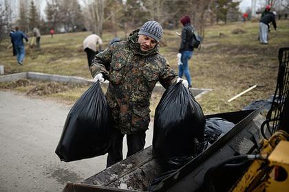 Власти Подмосковья анонсировали месячник по благоустройству
