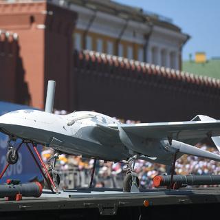 Беспилотный летательный аппарат «Корсар»